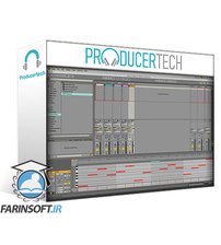 دانلود ProducerTech Mainroom Techno Production in Live by Paul Maddox