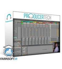دانلود ProducerTech Martin Eyerer Creates Tech House in Live