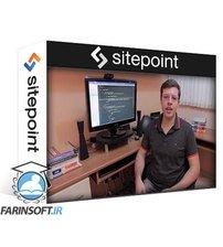 دانلود Site Point Build Your First Website From Design to Code