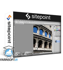 دانلود Site Point Learn Basic Image Techniques with Photoshop