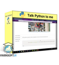دانلود Talk Python 100 Days Of Web in Python Course