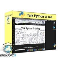 دانلود Talk Python Building data-driven web apps with Pyramid and SQLAlchemy