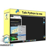 دانلود Talk Python Data Driven Web Apps in Flask