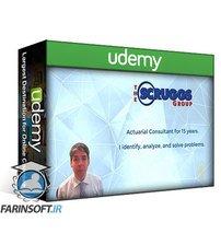 دانلود Udemy Master Excel PowerPivot – Data Analysis & DAX for Beginners
