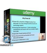 دانلود Udemy Power BI for Data Visualization and Analysis