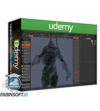 دانلود Udemy Rapid Retopo and UVs in 3D Coat