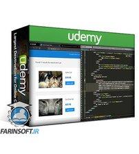 دانلود Udemy Vue.jsDevelopers – Build Your First Vue Js appp