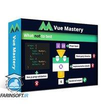 دانلود Vue Mastery Unit Testing