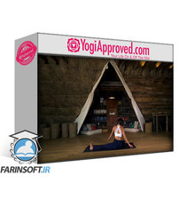 دانلود Yogi Approved Deep Relief with Jenn Pansa – 34-Minute Intermediate Yoga Class