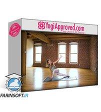 دانلود Yogi Approved Flow Down with Ashton August – 50-Minute Intermediate Yoga Class