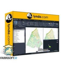 دانلود lynda Autodesk Civil 3D 2021 Essential Training
