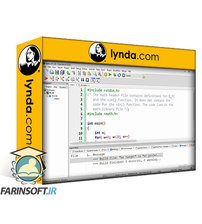 دانلود lynda C Essential Training