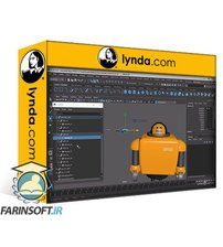 دانلود lynda 3D Animation and Rigging Weekly