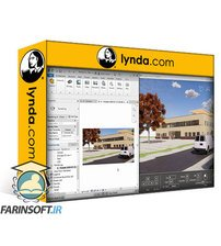 دانلود lynda Enscape Essential Training for Revit
