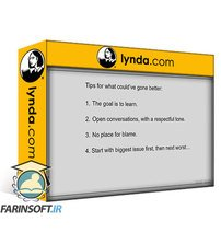 دانلود lynda How to Effectively Facilitate a Lessons Learned Session