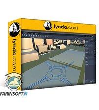 دانلود lynda InfraWorks: Enhancing and Optimizing Roads