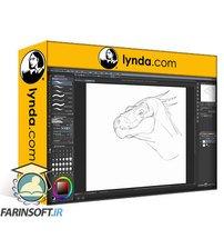 دانلود lynda Learning Clip Studio Paint