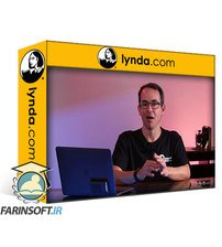 دانلود lynda 1 Person Crew Video Productions: 1 Up and Running