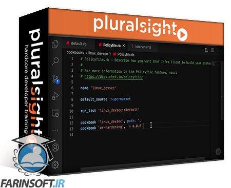 دانلود PluralSight Developing Local Chef Cookbooks on Linux