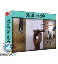 دانلود Skillshare Charcoal for Beginners & Artist