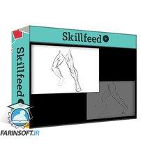 دانلود Skillshare Dynamic Anatomy for Artists – Muscles of the Leg