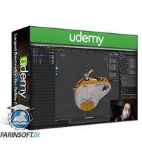 دانلود Udemy CreativeShrimp – Hard Surface Rigging In Blender