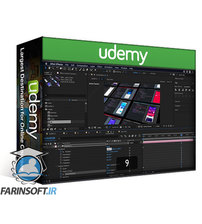 دانلود Udemy DesignCode – Create a Promo Video in After Effects