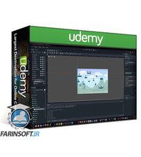 دانلود Udemy Godot: Creating A Platformer
