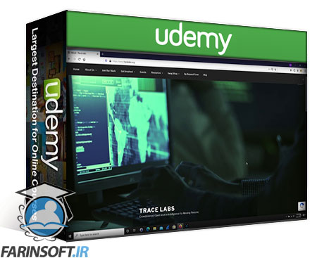 دانلود Udemy OSINT: Open-Source Intelligence Windows edition