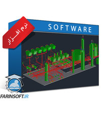نرم افزار Autodesk AutoCAD Plant 3D 2021 طراحی 3 بعدی