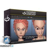 دانلود Gnomon Workshop Facial animation for feature animated films