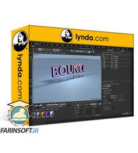 دانلود lynda Cinema 4D S22 Essential Training: Motion Graphics