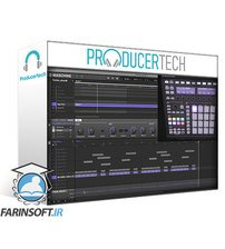 دانلود ProducerTech Techno Production with Maschine