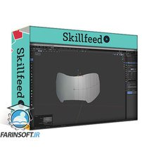 دانلود Skillshare Create exclusive 3D Sci-Fi Helmets with Digital Painter – Game Art Blender