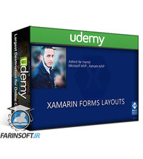 دانلود Udemy Become Expert in Xamarin Forms Layouts