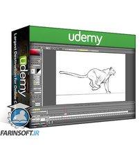 دانلود Udemy CreatureArtTeacher – Aaron Blaise – How to Draw Animals The Big Cats