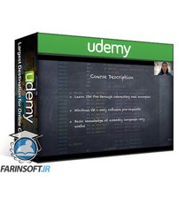 دانلود Udemy IDA Pro 3 Hours Primer
