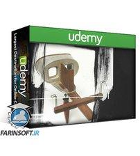 دانلود Udemy Learn to create WebXR, VR and AR, experiences using Three.JS