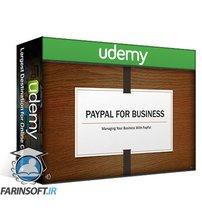دانلود Udemy Run Your Business With PayPal: Payment Buttons and Invoices