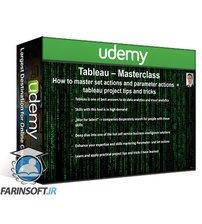 دانلود Udemy Tableau Masterclass – Parameter- and Setactions Project Tips