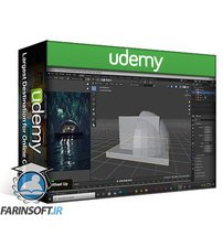 دانلود Udemy Total Architectural visualization/booth designs with Blender