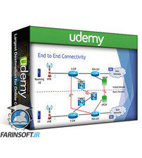 دانلود Udemy 4G LTE EPC , E-UTRAN & VOLTE Voice over LTE – IMS