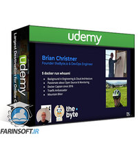 دانلود Udemy Become a Docker Power User with Visual Studio Code