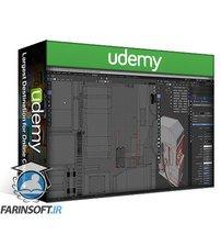 دانلود Udemy Blender Sci fi Game Asset Creation with Emiel Sleegers