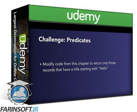 دانلود Udemy Learn How to Build iOS Apps with Cloud Kit