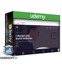 دانلود Udemy How to make a Portfolio WordPress Website in Elementor 2020