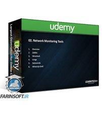 دانلود Udemy Network Monitoring