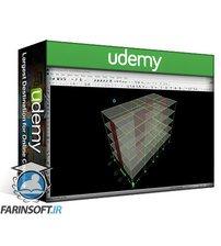 دانلود Udemy Nonlinear Structural Analysis With Perform-3D