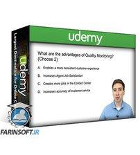دانلود Udemy Salesforce Certification: Service Cloud Rapid Exam Prep
