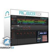 دانلود ProducerTech Glitch Hop Production with Maschine